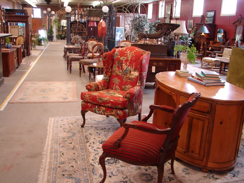 Furniture Consignment, Portland, Antique Chairs Photo - Monticello Antique  Marketplace - Consignment Furniture, Oregon - Monticello Antique Market