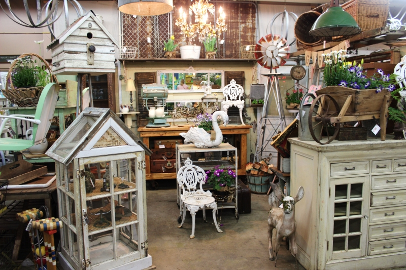 Furniture Consignment, Portland, Collection Of Antique Items With Deer  Photo   Monticello Antique Marketplace