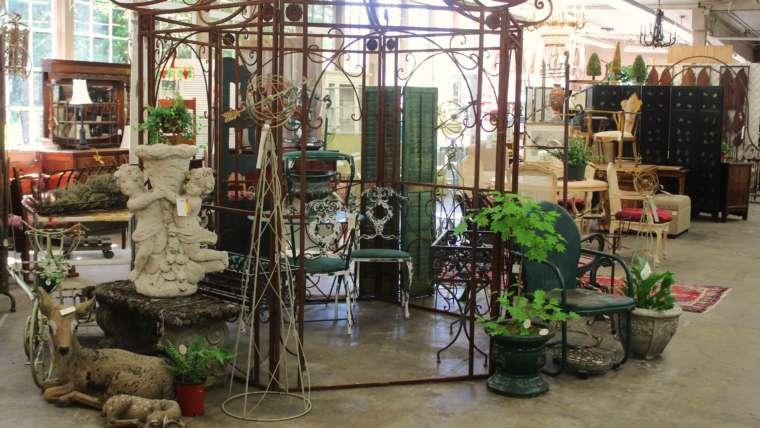 Salvage Garden – a Fresh New Look…