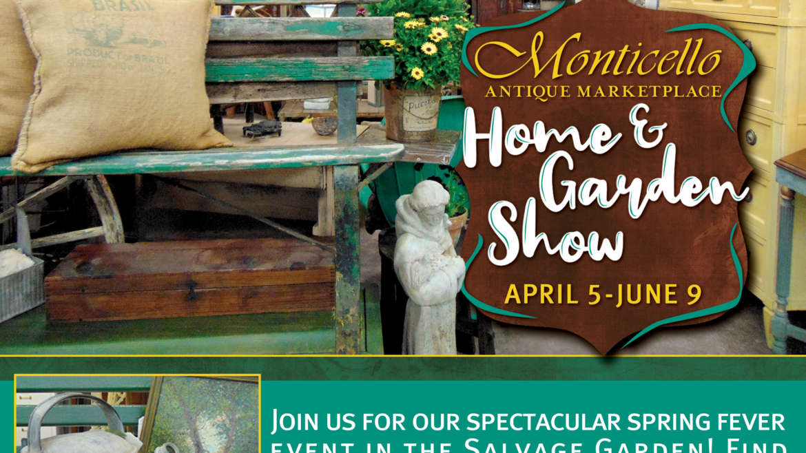 Home & Garden Show Coming Soon!