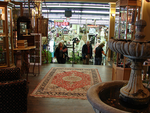 Photo Of People Shopping At Portland Furniture Consignment Store - Monticello Antique Marketplace