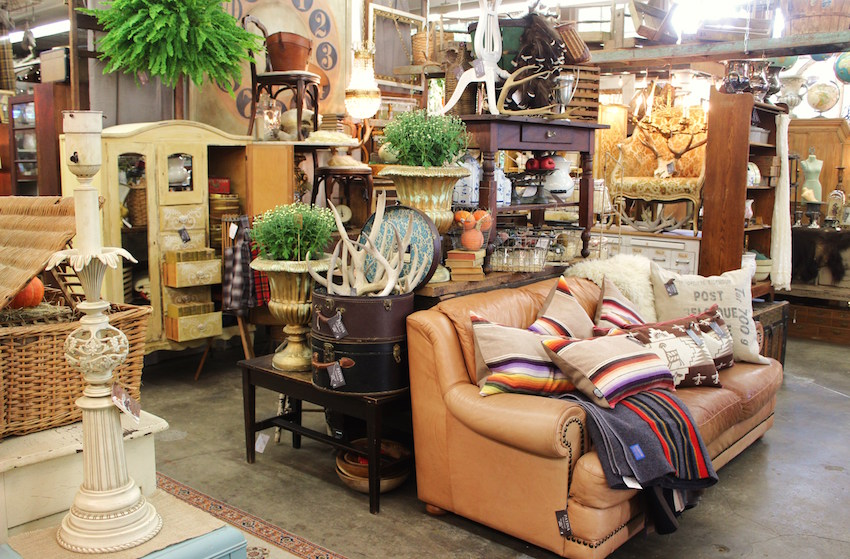 Image Of Portland Furniture Consignment Shop - Monticello Antique Marketplace