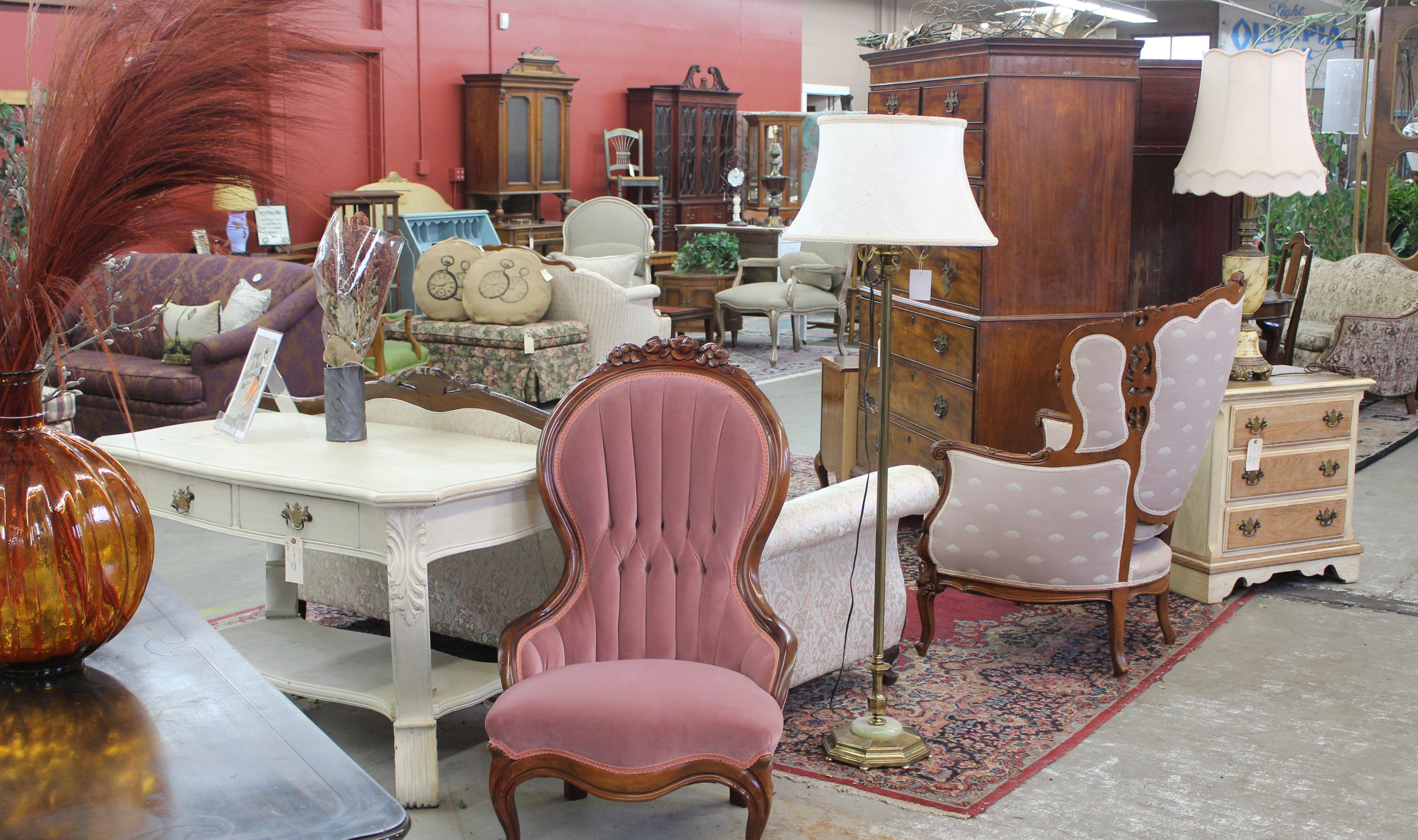 Couches Clocks Armoires And More We Offer Our Own Hand Selected Items As Well Consignment From Locals Just Like You