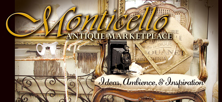 Antique Shops, Portland, OR, Company Logo Image - Monticello Antique Marketplace